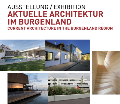 Aktuelle Architektur im Burgenland